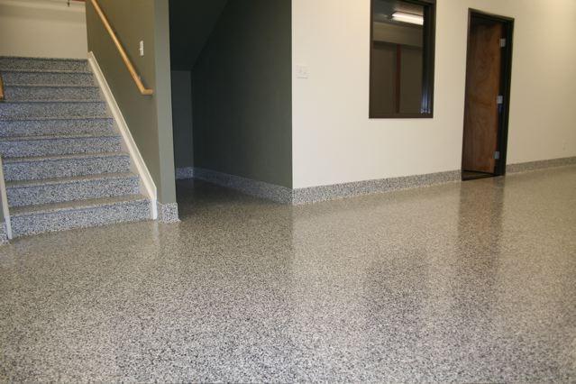 About Concrete Flooring
