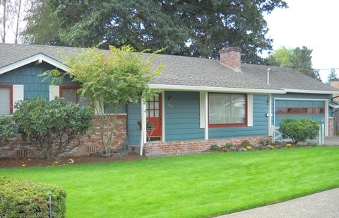 Exterior House Painting Project NW 22nd McMinnville Oregon