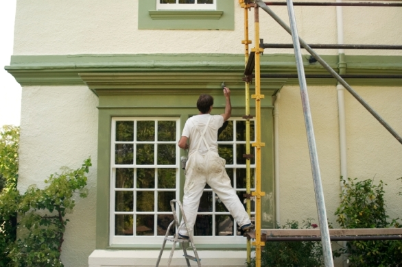 Exterior Painting Contractor, Portland, Beaverton, Lake Oswego Oregon