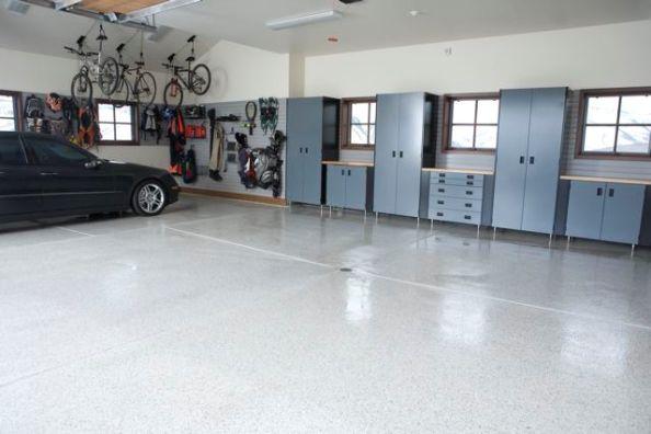 Garage Floor Epoxy Paint Portland, Beaverton, Lake Oswego Oregon