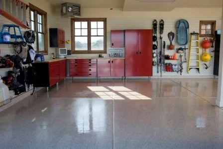 Garage Floor Epoxy Paint Portland, Beaverton, Lake Oswego Or